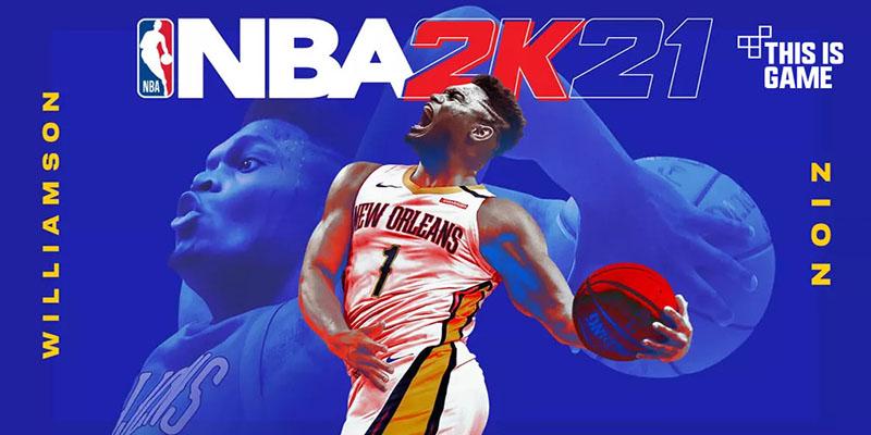 เกมบาสเกตบอล NBA 2K21 ที่สมจริงแห่งยุค